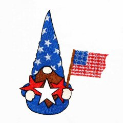 BFC31578 The Patriotic Gnome