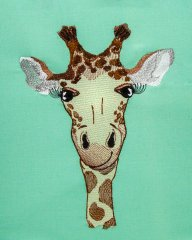 BFC31609 Smirking Girafe Thread Kit