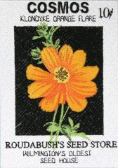 BFC0483 Seed Packets - Flowers 04