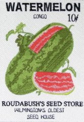 BFC0487 Seed Packets - Veggies 08