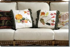 BFC0779 Pillow Wraps - Autumn