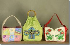 BFC0865 Convertible Handbag Series A Set of Mini Bags