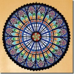 BFC0879 QIH and Regular Rose Window Thread Kit