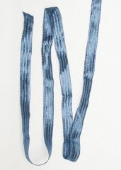 Soft Medium Blue Ribbon