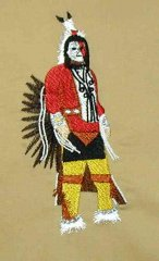 BFC0142 Native American Men -6
