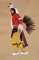 BFC0142 Native American Men -2