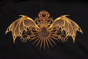 Steampunk Dragon Wings