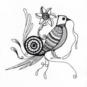 BFC1217 Blackwork Birds 06