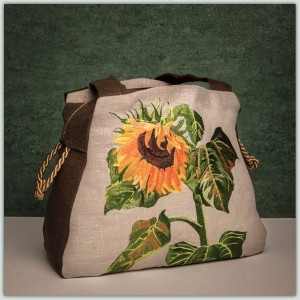 BFC1282 Sunflower Handbag Thread Kit