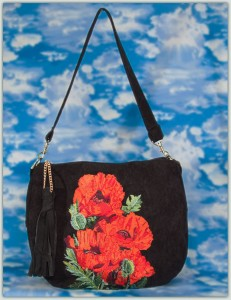BFC1307 Lush Poppies Handbag Thread Kit