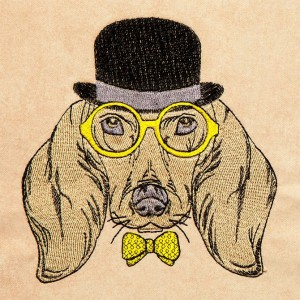 Hipster Canine 3