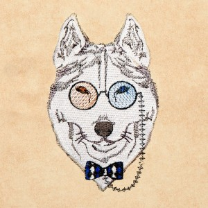 Hipster Canine 12