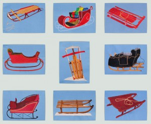 BFC1323 Sleds and Sleighs
