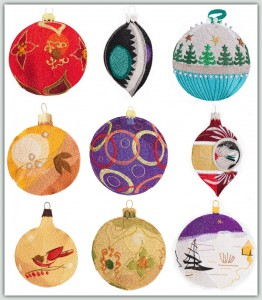 BFC1326 Christmas Tree Ornaments