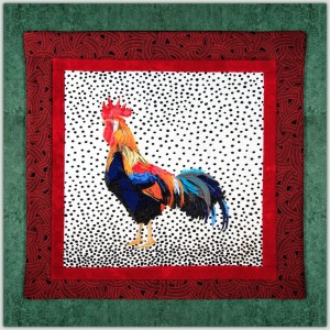 BFC1426 Large Rooster