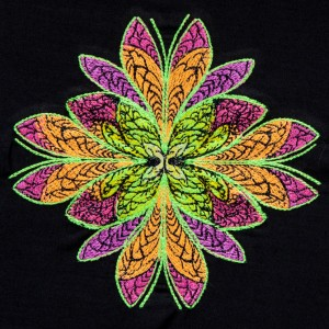 BFC1441 Fractilicious Flowers - 5