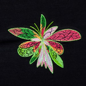BFC1441 Fractilicious Flowers - 8