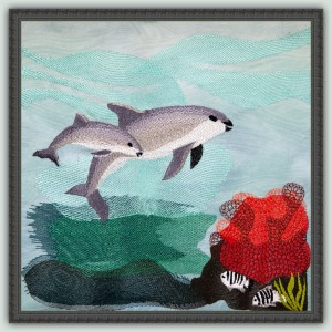 BFC1443 Endangered Species - Vaquita Thread Kit