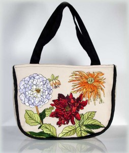 BFC1495 Dahlia Handbag Thread Kit
