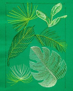 Jungle Leaves - 2
