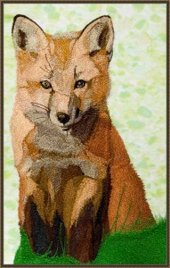 BFC1595 Large Red Fox