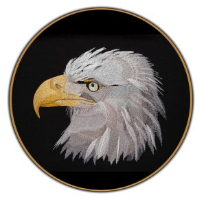 BFC1602 Large Eagle Portrait