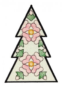 BFC1618 Patchwork Christmas Trees 04