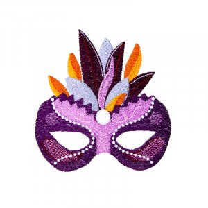 BFC1628 Dance Masks