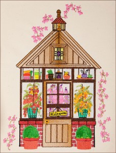 BFC1637 Gardening Quilt Collection - The Potting Barn