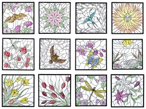 BFC1713 Touch of Nature Quilt Blocks
