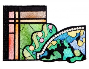 BFC1715 Tiffany's Stained Glass Four Seasons - Summer