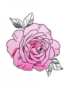 BFC1724 Decorative Roses 03