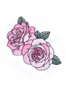BFC1724 Decorative Roses 05