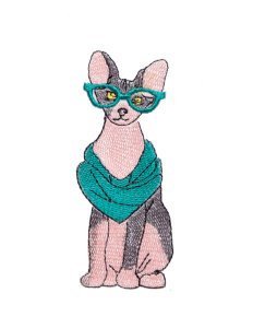 BFC1782 Hipster Pets - Dogs and Cats - 07