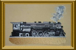 BFC0292 Vintage Locomotives