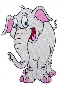 Elly May Elephant