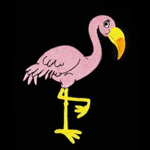 Fannie Flamingo