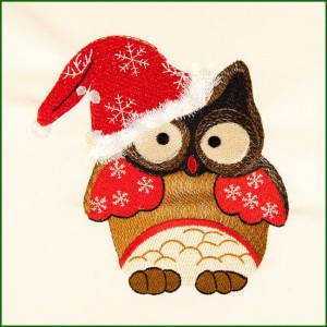 The Christmas Owl