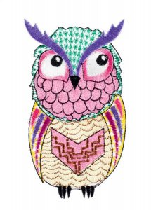 Decorative Owl 3