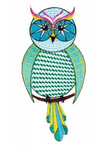 Decorative Owl 4