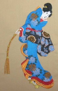 BFC0325 Japanese Woodblocks