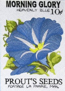 BFC0483 Seed Packets - Flowers 03