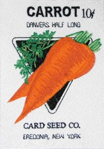 BFC0487 Seed Packets - Veggies 03