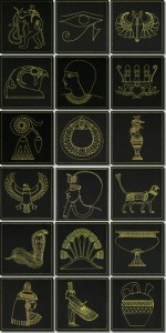BFC1559 Egyptian Quiltables