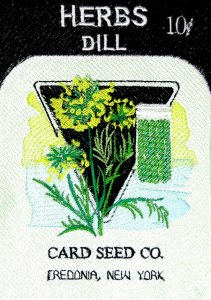 BFC0497 Seed Packets - Herbs 02