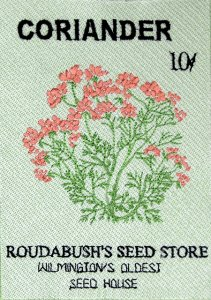 BFC0497 Seed Packets - Herbs 03