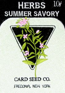 BFC0497 Seed Packets - Herbs 04