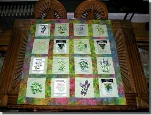 BFC0497 Seed Packets - Herbs