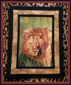 BFC0557 Window-Lion