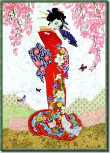 BFC0692 Masami - Gracious Geisha Thread Kit